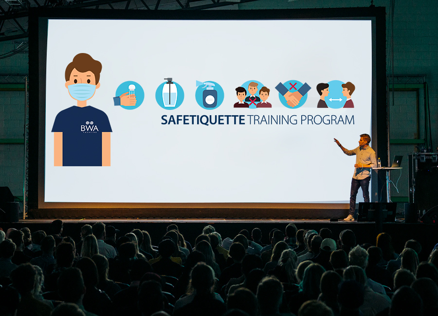 BWA Yachting Launches SAFETIQUETTE Training Program