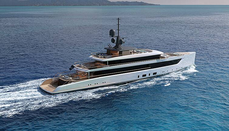 First look at Feadship's latest design: E2024