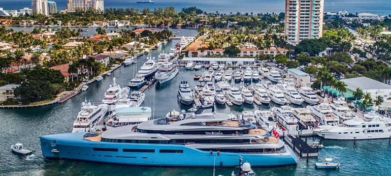 Fort Lauderdale International Boat Show 2021